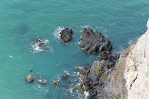 water rock rock rocks