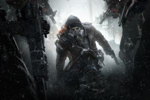 weapon digital art military video games tom clancy's the division