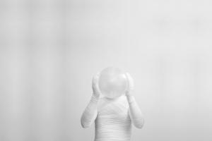 white background simple background white balls