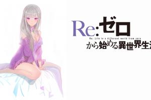white hair white skin re:zero kara hajimeru isekai seikatsu purple eyes anime re zero emilia simple background white background emilia (re: zero) anime girls