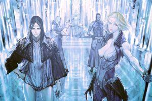 women fantasy art fantasy girl masateru