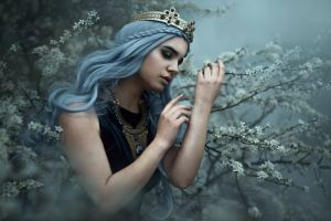 women model fantasy girl