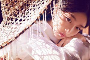 women white asian