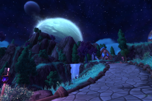 world of warcraft shadowmoon valley world of warcraft: warlords of draenor