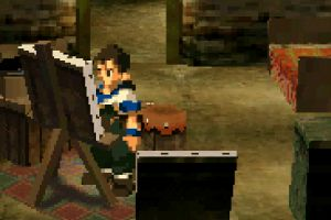 xenogears pixel art video games video games screen shot retro games screen shot