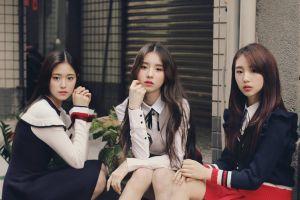 yeojin women loona hyunjin heejin k-pop