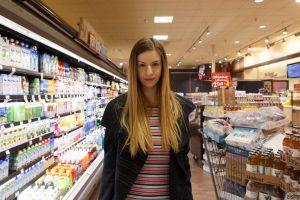 zishy stella cox ombre hair open coat public sweater pornstar supermarket women jacket black coat dress
