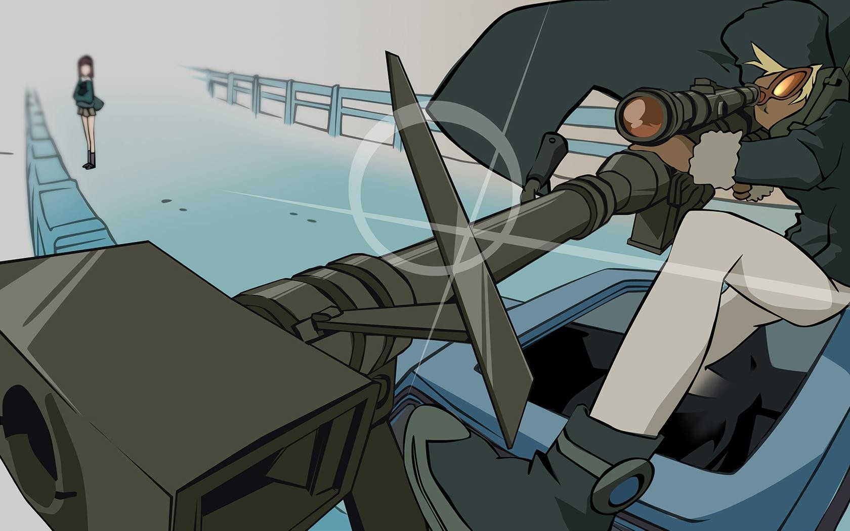 anime snipers flcl