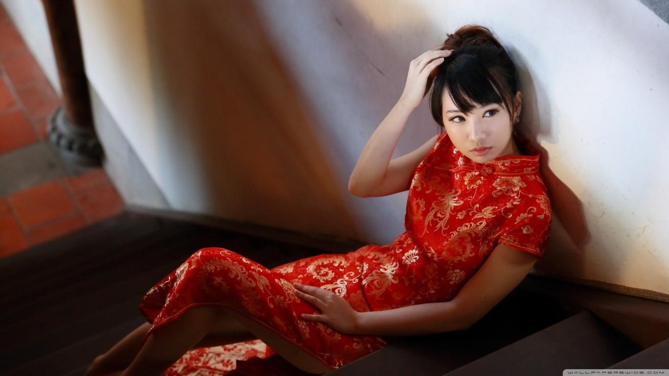 asian chinese women