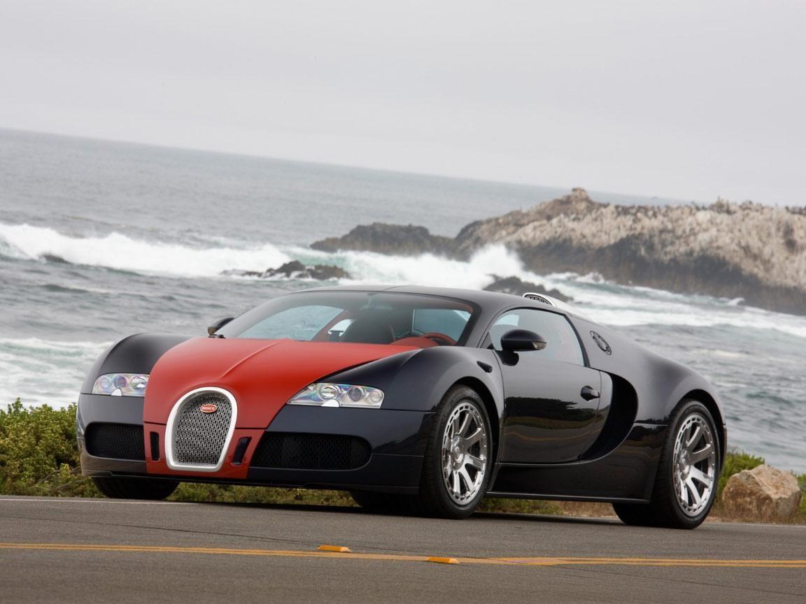 car black cars bugatti bugatti veyron vehicle
