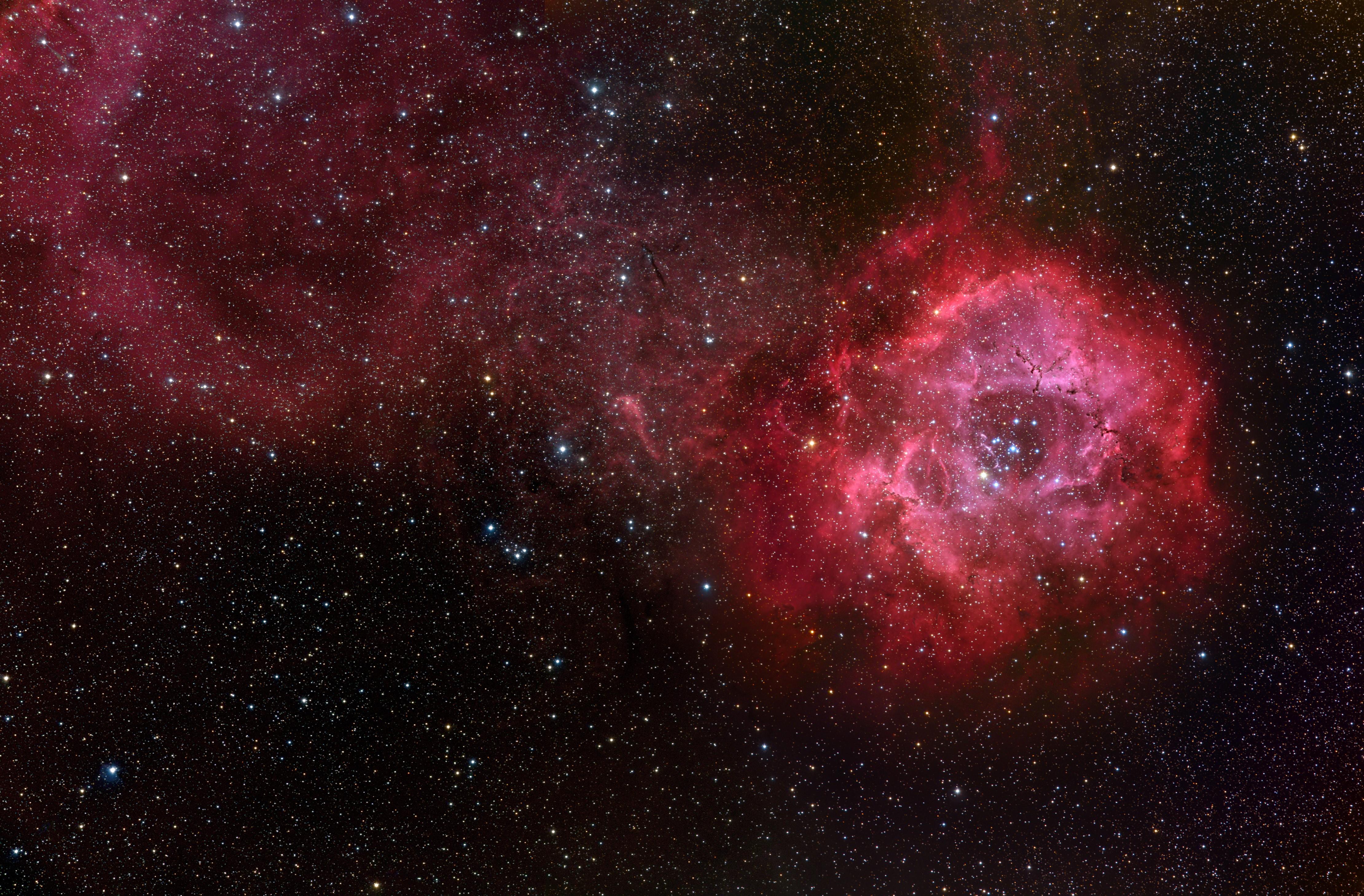 digital art galaxy stars