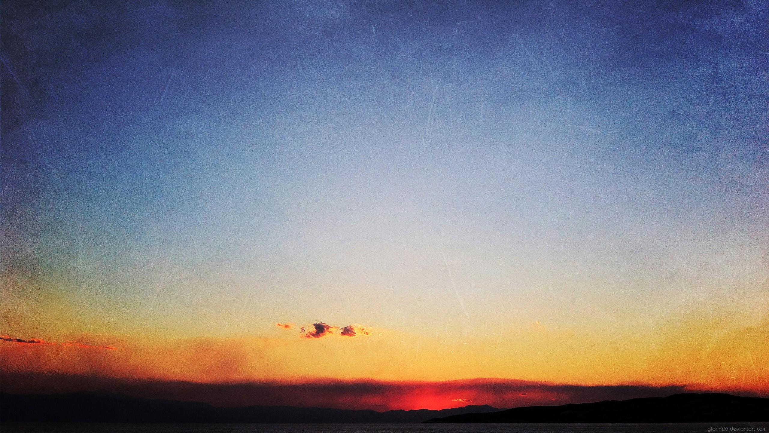 landscape sky sunset nature photography