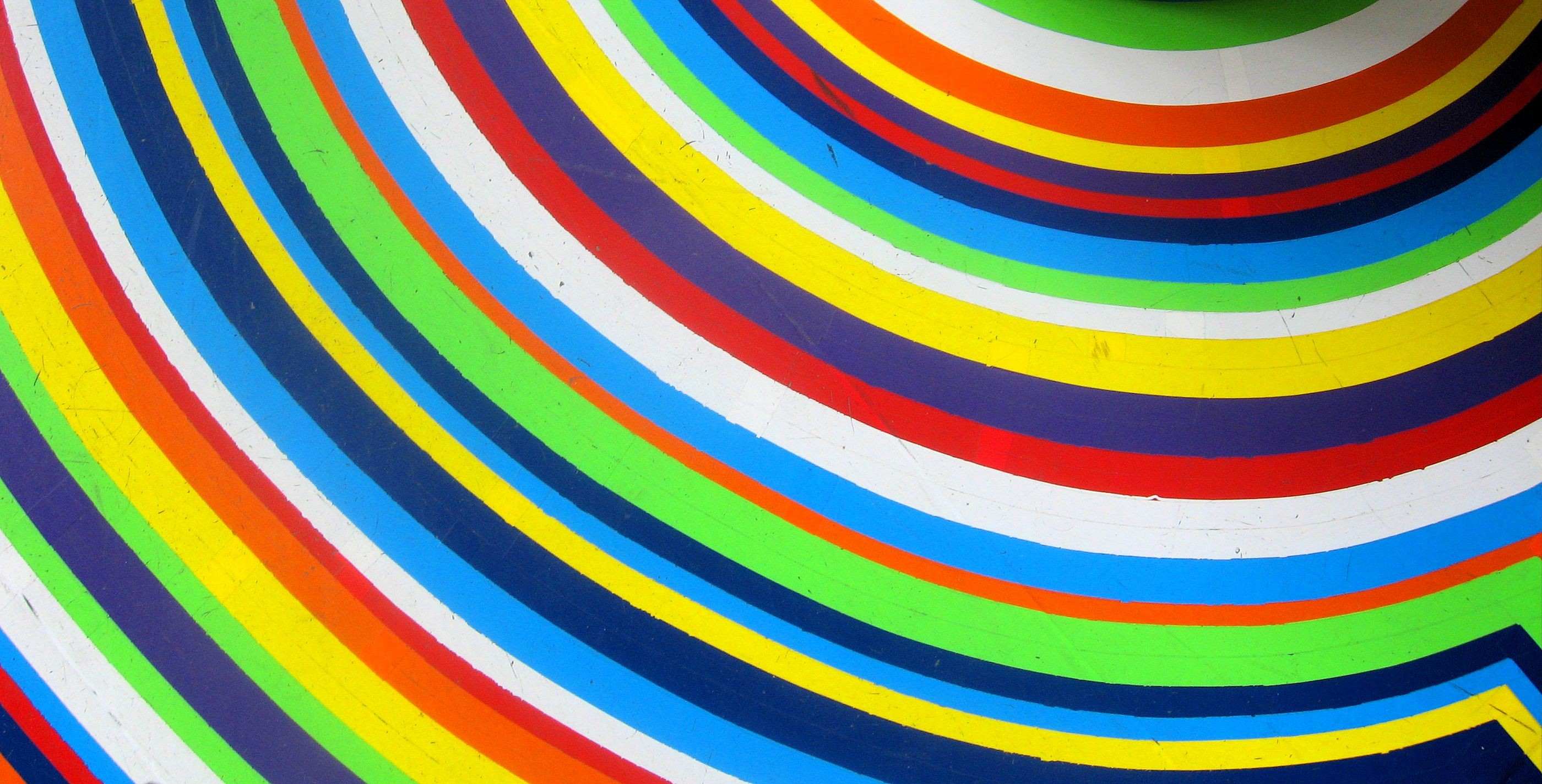 lines pattern colorful