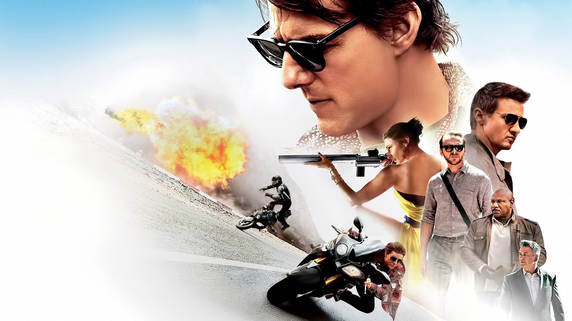 mission impossible rogue nation jeremy renner tom cruise
