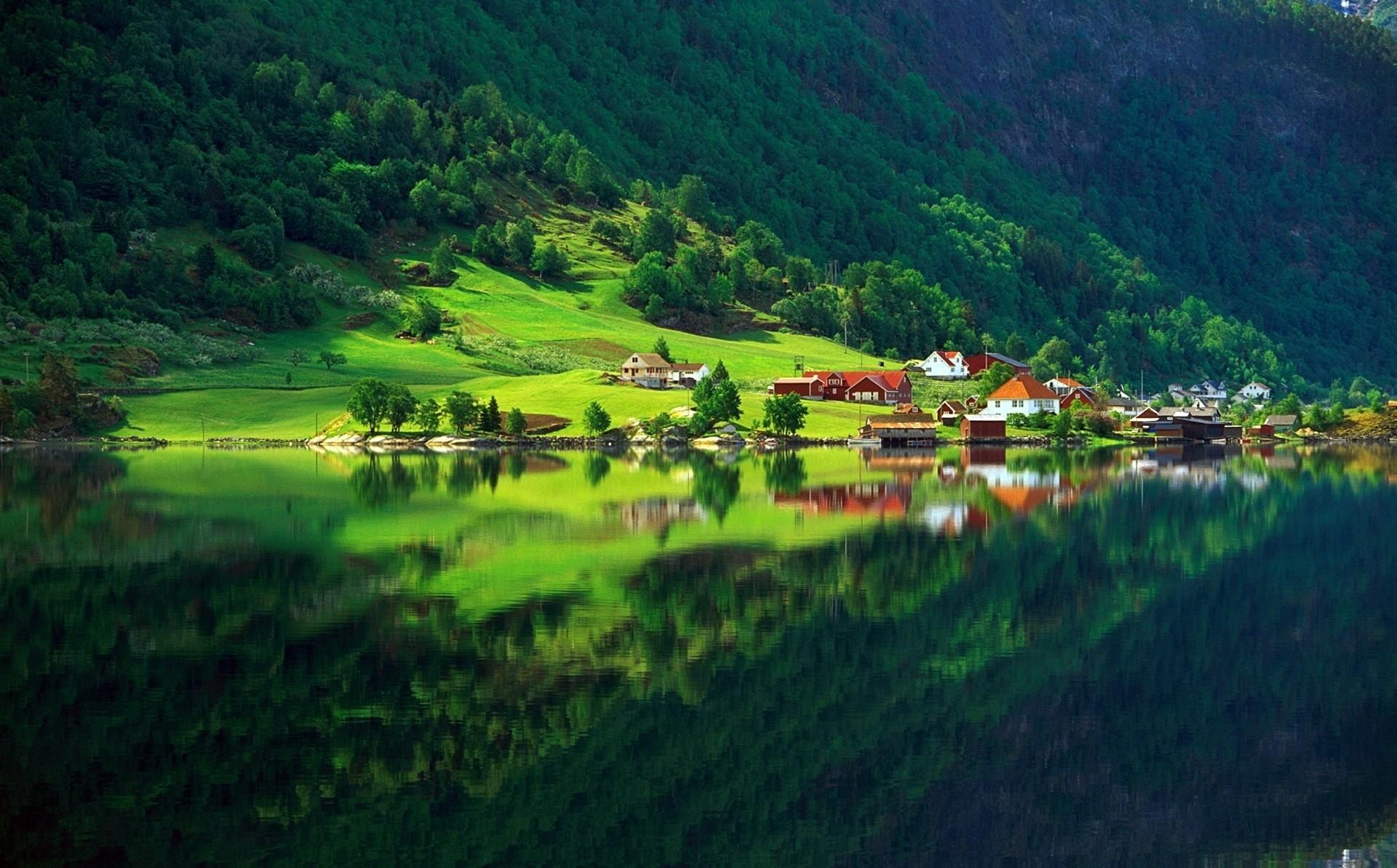 nature landscape nordic landscapes