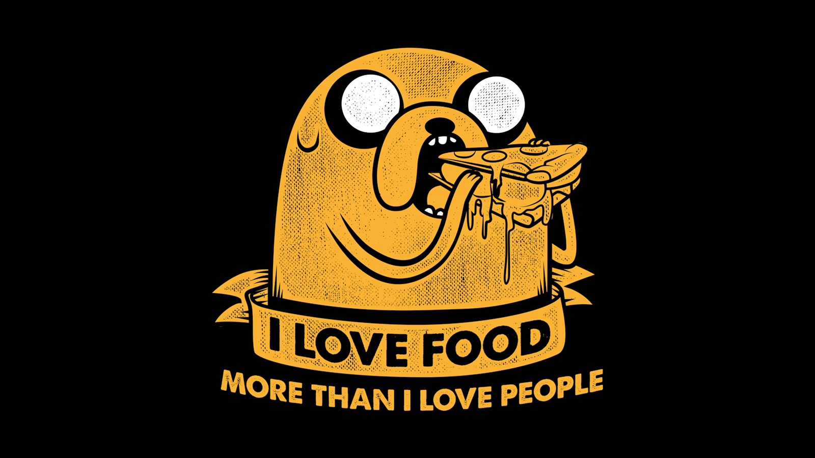 simple background food jake the dog cartoon adventure time