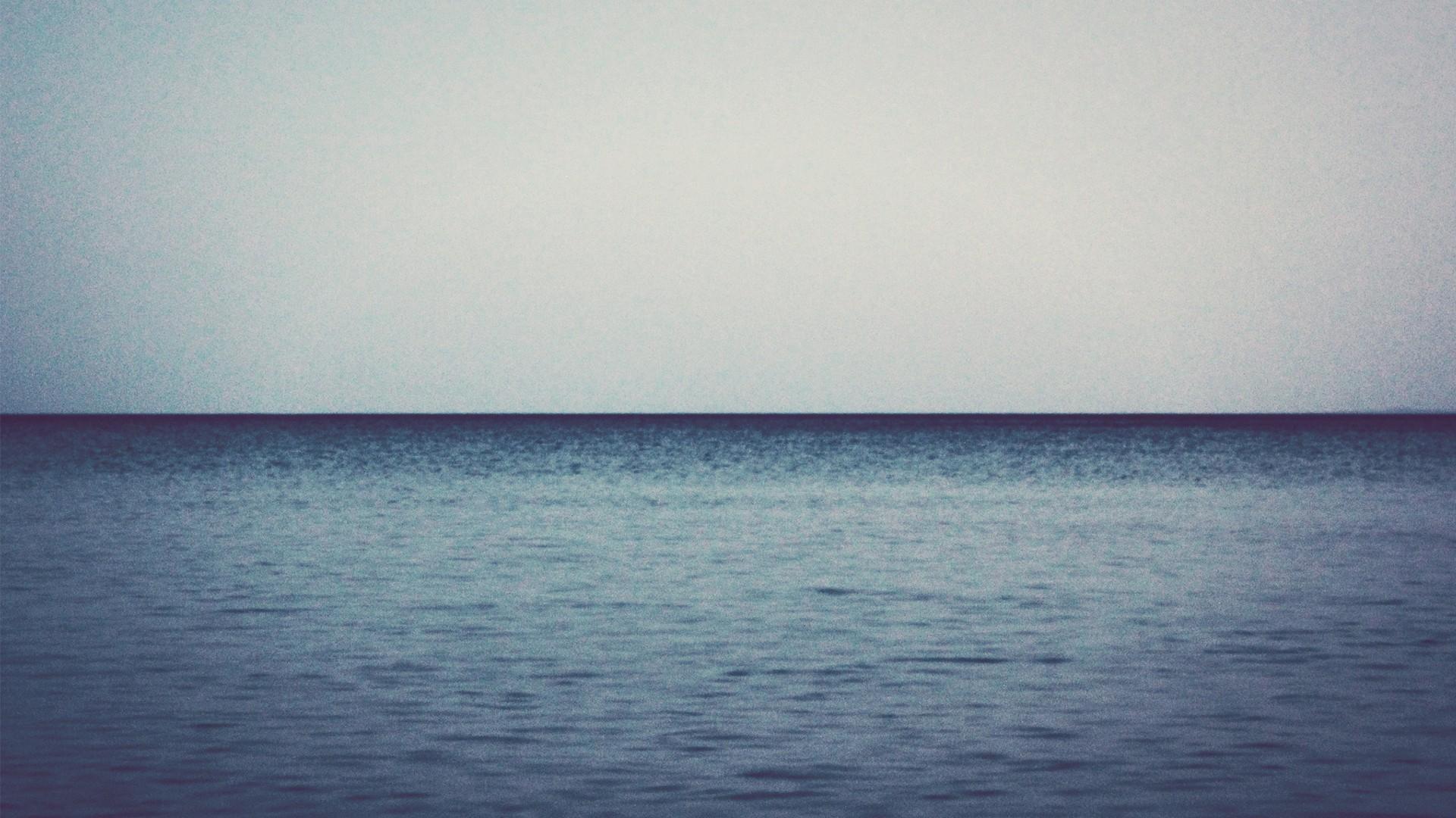 sky sea horizon water