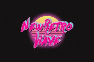 1980s synthwave neon vintage new retro wave retro games