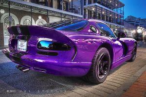 2012 (year) purple cars dodge dodge viper vehicle car