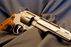 .45 colt gun pistol revolver