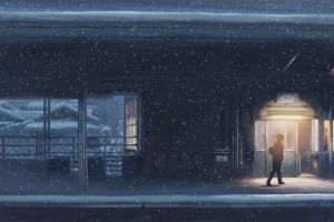5 centimeters per second 5 centimeters per second anime