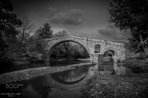 500px outdoors 2016 (year) bridge monochrome
