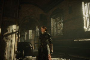 abstergo video games evie frye assasin's creed syndicate