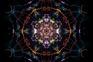 abstract fractal artwork