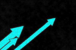 abstract minimalism arrows (design) simple background