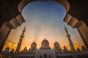 abu dhabi islam mosque photography