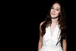 actress alycia debnam carey brunette