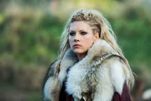 actress braids blue eyes movie scenes smoky eyes warrior model fur vikings (tv series) women blonde lagertha lothbrok warrior girls katheryn winnick
