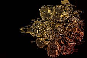 aircraft engines diagrams