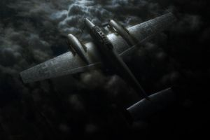 aircraft night world war ii