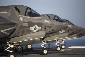 airplane military lockheed martin f-35 lightning ii aircraft united states navy military aircraft
