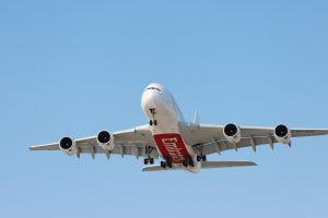 airplane passenger aircraft a380 aircraft