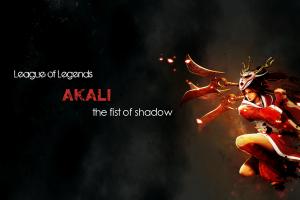 akali video games league of legends