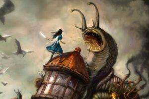 alice: madness returns artwork video games