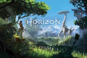 aloy (horizon: zero dawn) video games horizon: zero dawn