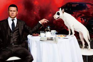 animals car channing tatum vehicle dog cherries tie men suits eyepatches