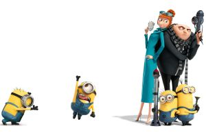animated movies minions movies despicable me 2