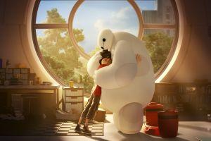 animated movies movies baymax (big hero 6)