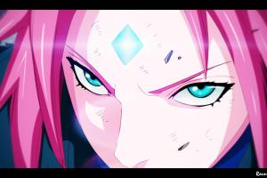 anime anime girls naruto shippuuden haruno sakura