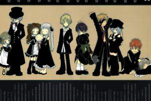 anime boys anime anime girls