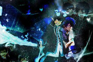 anime boys sword anime