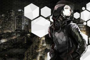 anime cyberpunk tokyo ghoul