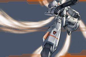 anime macross robot robotech