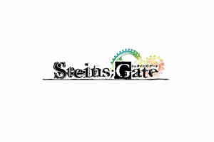 anime steins;gate simple background