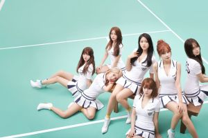 aoa women k-pop