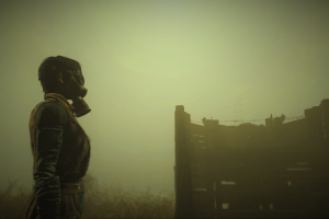 apocalyptic fallout nuclear wasteland gas masks fallout 4